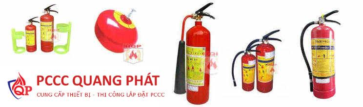 Cung cấp bình chữa cháy, bình cứu hỏa