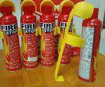 Cấu tạo sử dụng bảo quản bình chữa cháy