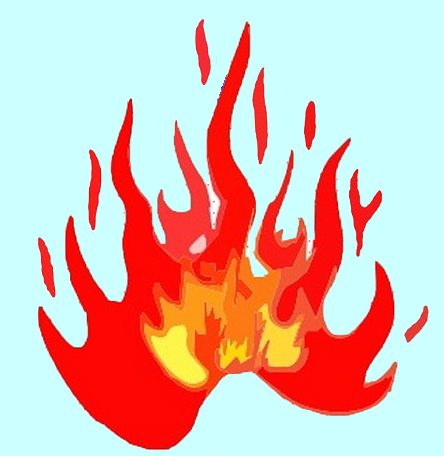 Chợ Phủ Lý cháy trong đêm, cảnh báo về công tác pccc