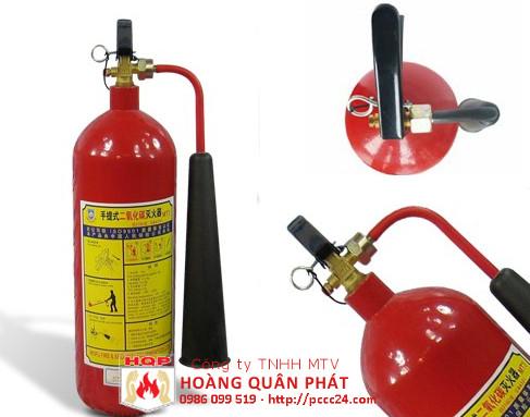 Mua bình cứu hỏa giá rẻ tại TPHCM