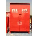Tủ đựng thiết bị trang phục PCCC kích thước theo yêu cầu