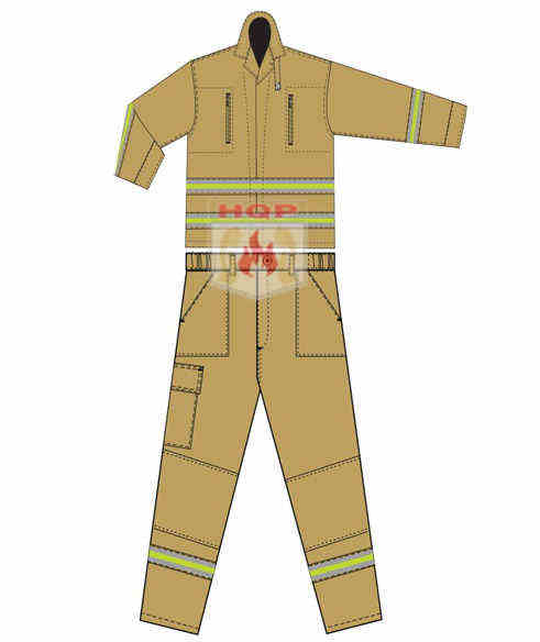 Quần áo chữa cháy Theo Thông tư số 48/2015/TT-BCA