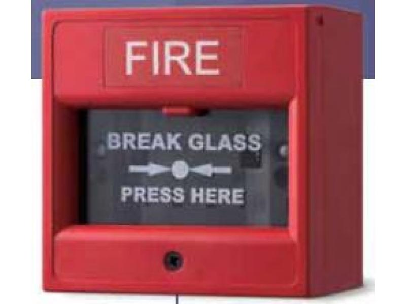 Công tắc khẩn Breakglass AH-0217