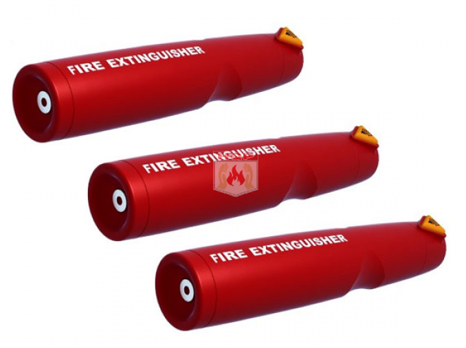 Bình chữa cháy cầm tay PFE SOL khí