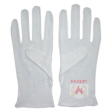 Găng tay vải cô ton