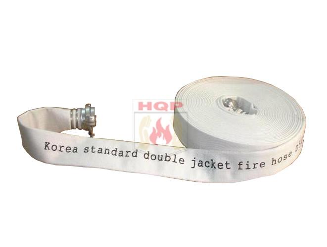 Vòi chữa cháy 2 lớp Korea standard DN65 16bar