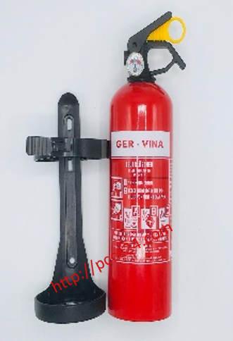Bình chữa cháy Đức bột ABC 1kg GER-VINA