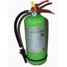 Bình chữa cháy gốc nước công nghệ sinh học Ecosafe