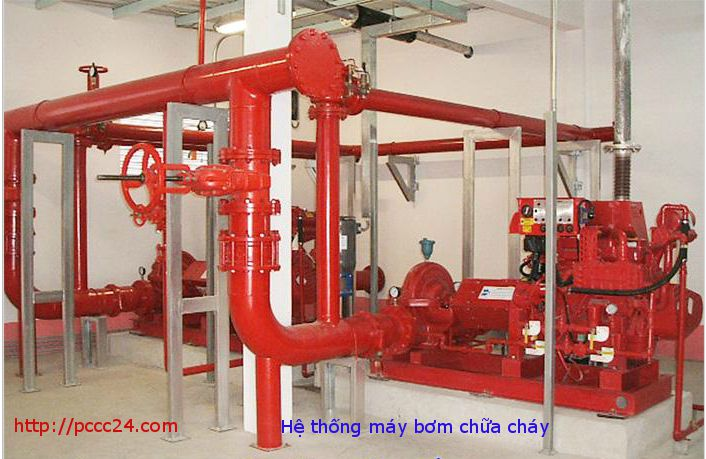 Bảo trì hệ thống PCCC