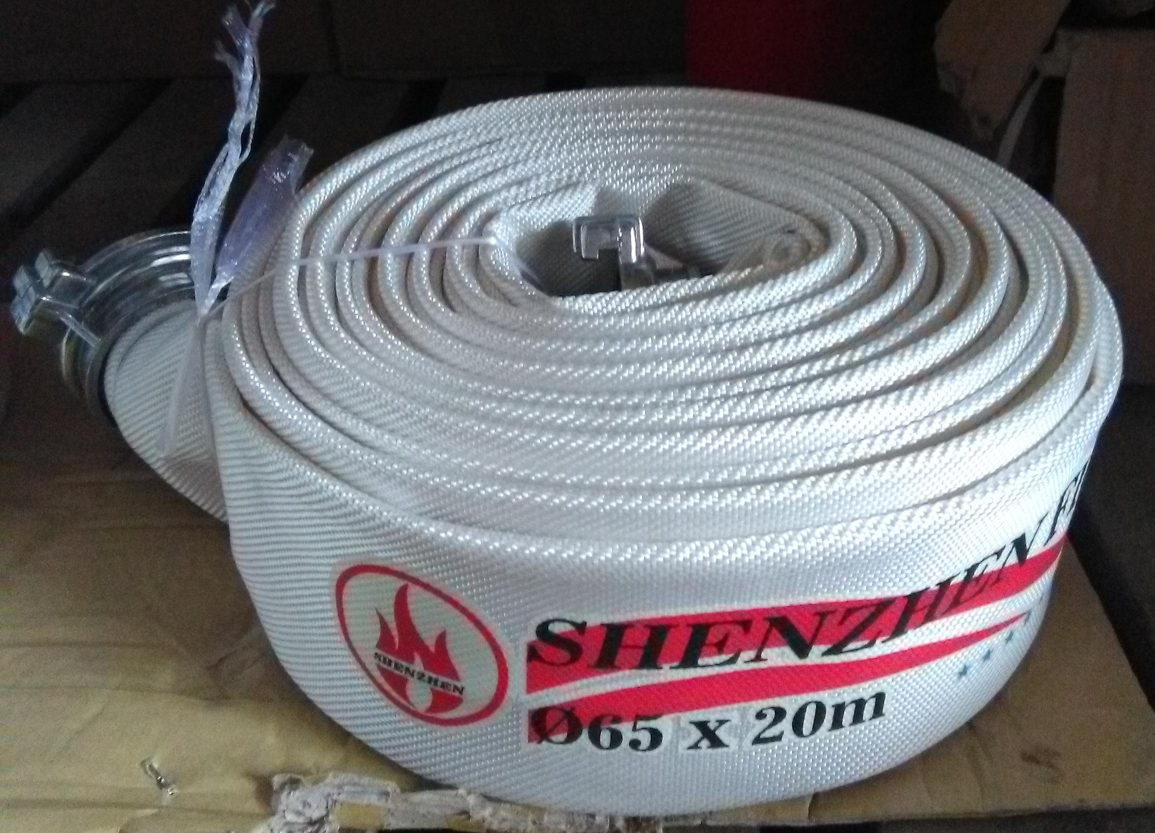 Vòi chữa cháy PVC DN65 13Bar
